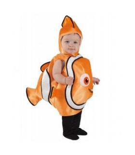 Αποκριάτικη στολή για μωρά Ψάρι Κλόουν